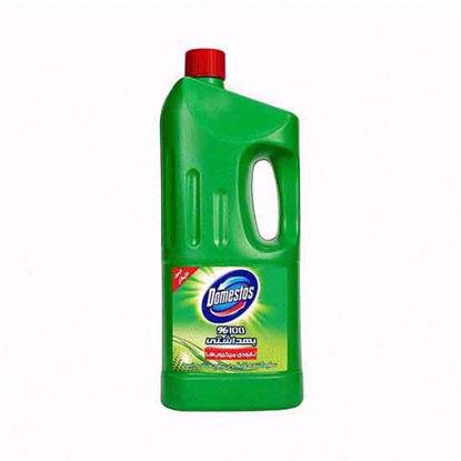 تصویر مایع سفید کننده دامستوس سبز حجم2KL