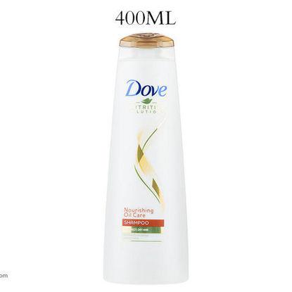 تصویر شامپو داو مدل Nourishing Oil Care حجم 400ML