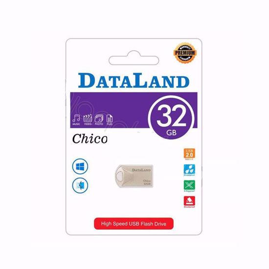 تصویر فلش مموری دیتالند مدل Chico ظرفیت 32GB
