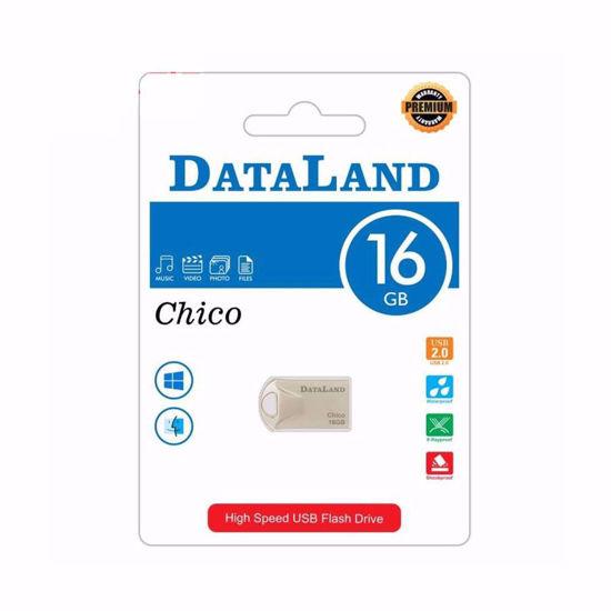 تصویر فلش مموری دیتالند مدل Chico ظرفیت 16GB