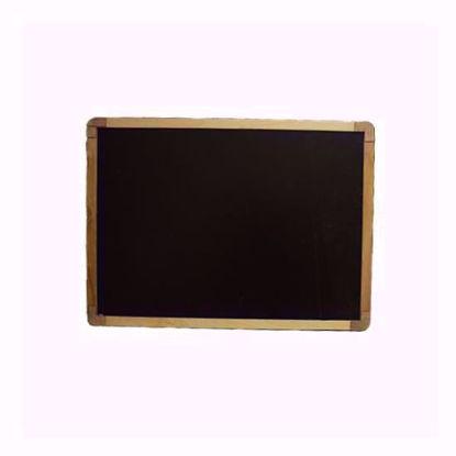 تصویر تخته سیاه گچی دورو وایت برد دار مدل مایسا 40*60