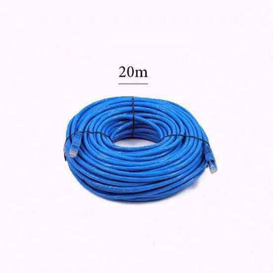 پچ کورد کابل شبکه رویال CAT5 طول 20 متر