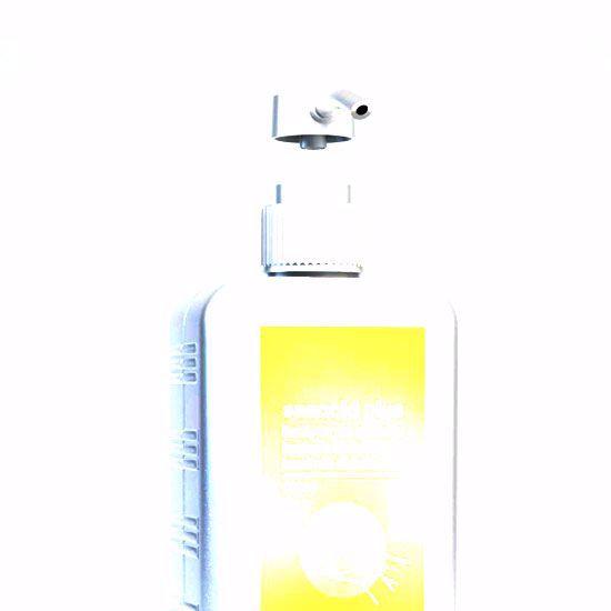 تصویر محلول ضد عفونی کننده دست سانوسید پلاس حجم500ML
