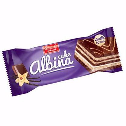 کیک آلبینا