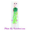عروسک السا فروزن دیزنی با لباس سبز