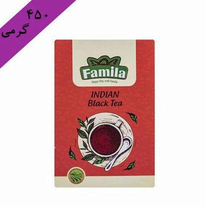 تصویر چای هندوستان فامیلا حجم 450 گرم