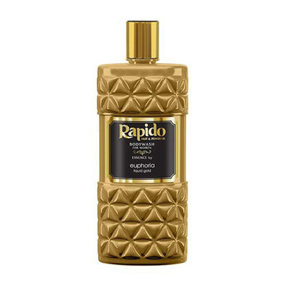 شامپو بدن راپیدو مدل Euphoria Liquid Gold حجم 400 گرم