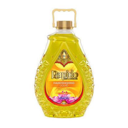 مایع دستشویی زرد راپیدو حجم 3000 گرم