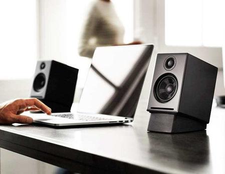 تصویر برای دسته اسپیکر لپ تاب و کامپیوتر