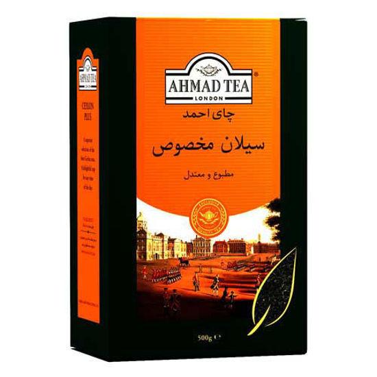 چایی احمد