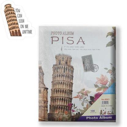 تصویر آلبوم عکس طرح Pisa با ظرفیت 100 عکس