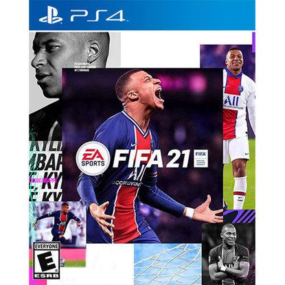 بازی فیفا 21 مخصوص PS4