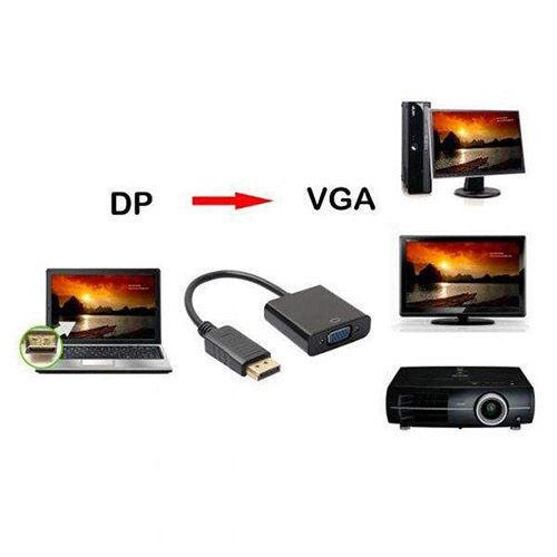 تبدیل displayport به vga