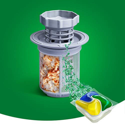 قرص ماشین ظرفشویی فیری مدل PLATINUM