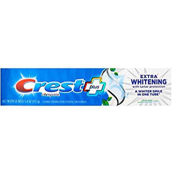 خمیر دندان complete crest plus