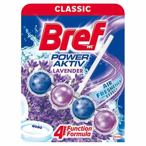 قرص ضد عفونی و خوشبو کننده توپی توالت فرنگی BREF