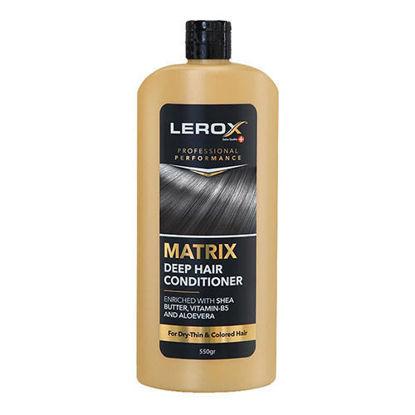 کرم نرم کننده مو لروکس مدل Matrix