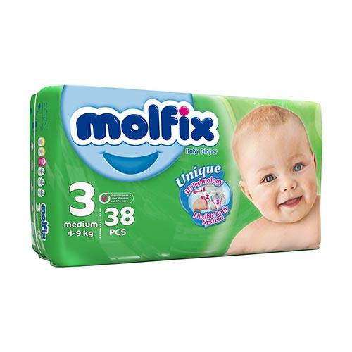 پوشک بچه مولفیکس